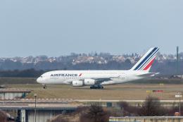 Y-Kenzoさんが、パリ シャルル・ド・ゴール国際空港で撮影したエールフランス航空 A380-861の航空フォト(飛行機 写真・画像)