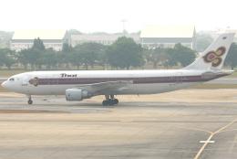 jun☆さんが、ドンムアン空港で撮影したタイ国際航空 A300B4-622Rの航空フォト(飛行機 写真・画像)