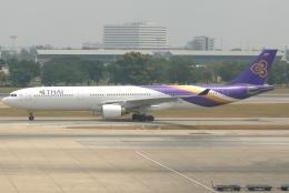 jun☆さんが、ドンムアン空港で撮影したタイ国際航空 A330-321の航空フォト(飛行機 写真・画像)