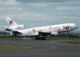元青森人さんが、仙台空港で撮影したジャパンエアチャーター DC-10-40Iの航空フォト(飛行機 写真・画像)