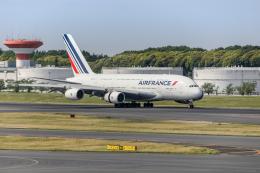 航空フォト:F-HPJA エールフランス航空 A380