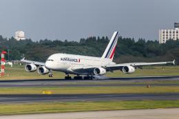 Y-Kenzoさんが、成田国際空港で撮影したエールフランス航空 A380-861の航空フォト(飛行機 写真・画像)