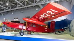 T spotterさんが、石川県立航空プラザで撮影した日本法人所有 PC-6/B2-H2 Turbo-Porterの航空フォト(飛行機 写真・画像)