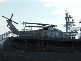 songsさんが、宮古港 護衛艦うみぎり艦載機で撮影した海上自衛隊 SH-60Jの航空フォト(飛行機 写真・画像)