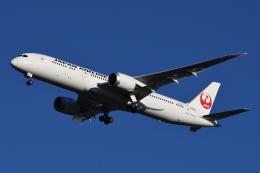 航空フォト:JA880J 日本航空 787-9
