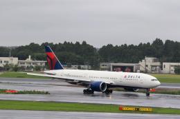 inyoさんが、成田国際空港で撮影したデルタ航空 777-232/LRの航空フォト(飛行機 写真・画像)