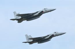 masahiさんが、小松空港で撮影した航空自衛隊 F-15J Eagleの航空フォト(飛行機 写真・画像)