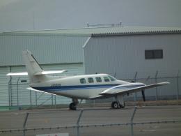 ヒコーキグモさんが、岡南飛行場で撮影した日本法人所有 T303 Crusaderの航空フォト(飛行機 写真・画像)