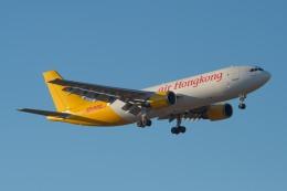 JA8001-Fujiさんが、成田国際空港で撮影したエアー・ホンコン A300F4-605Rの航空フォト(飛行機 写真・画像)