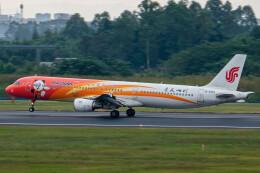 让开我先飞さんが、成都双流国際空港で撮影した中国国際航空 A321-213の航空フォト(飛行機 写真・画像)