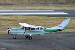 Gambardierさんが、岡南飛行場で撮影したアドバンス・エア・スポーツ T207A Turbo Stationair 7の航空フォト(飛行機 写真・画像)