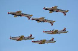 Tomo-Papaさんが、ミリテール・ド・ペイエルヌ飛行場で撮影したクロアチア空軍 PC-9Mの航空フォト(飛行機 写真・画像)
