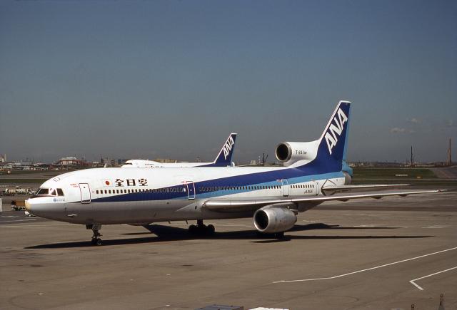 JAパイロットさんが、羽田空港で撮影した全日空 L-1011-385-1 TriStar 1の航空フォト(飛行機 写真・画像)