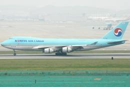 jun☆さんが、仁川国際空港で撮影した大韓航空 747-4B5F/SCDの航空フォト(飛行機 写真・画像)