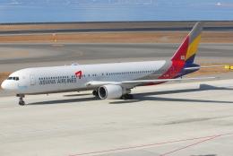 航空フォト:HL7506 アシアナ航空 767-300
