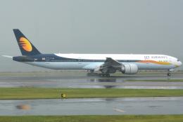 jun☆さんが、香港国際空港で撮影したジェットエアウェイズ 777-35R/ERの航空フォト(飛行機 写真・画像)