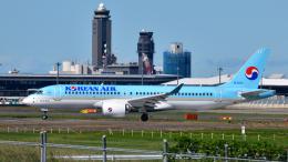 saoya_saodakeさんが、成田国際空港で撮影した大韓航空 BD-500-1A11 CSeries CS300の航空フォト(飛行機 写真・画像)