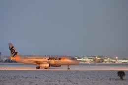 竹林 義弘さんが、福岡空港で撮影したジェットスター・ジャパン A320-232の航空フォト(飛行機 写真・画像)