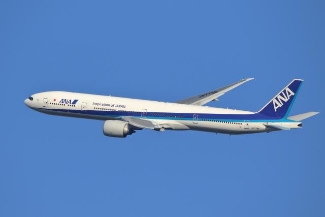 航空フォト:JA779A 全日空 777-300