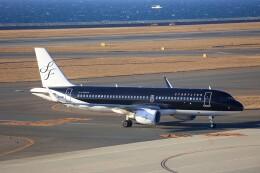 Wasawasa-isaoさんが、中部国際空港で撮影したスターフライヤー A320-214の航空フォト(飛行機 写真・画像)