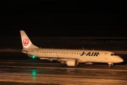 Wasawasa-isaoさんが、青森空港で撮影したジェイエア ERJ-190-100(ERJ-190STD)の航空フォト(飛行機 写真・画像)