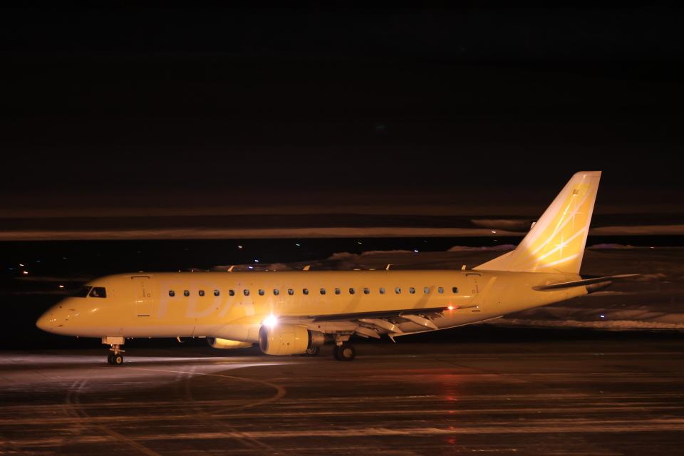 Wasawasa-isaoさんのフジドリームエアラインズ Embraer 175 (JA07FJ) 航空フォト