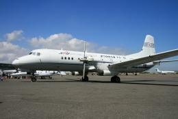 kahluamilkさんが、羽田空港で撮影した国土交通省 航空局 YS-11-118の航空フォト(飛行機 写真・画像)