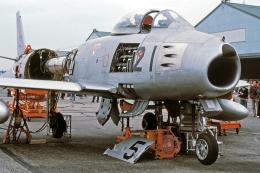 wetwingさんが、入間飛行場で撮影した航空自衛隊 F-86F-40の航空フォト(飛行機 写真・画像)