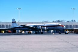 パール大山さんが、ハーツフィールド・ジャクソン・アトランタ国際空港で撮影したザントップ・インターナショナル・エアラインズ DC-6B(F)の航空フォト(飛行機 写真・画像)