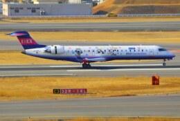 VICTER8929さんが、伊丹空港で撮影したアイベックスエアラインズ CL-600-2C10 Regional Jet CRJ-702ERの航空フォト(飛行機 写真・画像)
