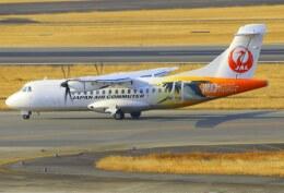 VICTER8929さんが、伊丹空港で撮影した日本エアコミューター ATR-42-600の航空フォト(飛行機 写真・画像)