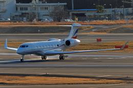 Souma2005さんが、成田国際空港で撮影したウィルミントン・トラスト・カンパニー G650 (G-VI)の航空フォト(飛行機 写真・画像)