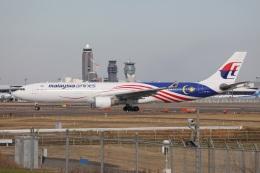 航空フォト:9M-MTA マレーシア航空 A330-300