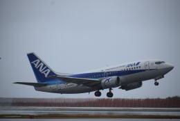runway1836さんが、那覇空港で撮影したANAウイングス 737-54Kの航空フォト(飛行機 写真・画像)