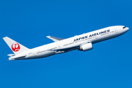 KoshiTomoさんが、羽田空港で撮影した日本航空 777-289の航空フォト(飛行機 写真・画像)