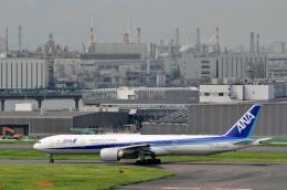 h_wajyaさんが、羽田空港で撮影した全日空 777-381/ERの航空フォト(飛行機 写真・画像)