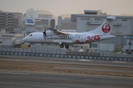 flyflygoさんが、福岡空港で撮影した日本エアコミューター ATR-42-600の航空フォト(飛行機 写真・画像)