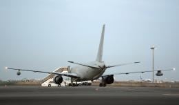 taka1129さんが、羽田空港で撮影したイタリア空軍 KC-767A (767-2EY/ER)の航空フォト(飛行機 写真・画像)