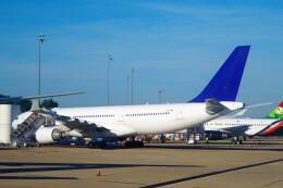 ちっとろむさんが、パリ シャルル・ド・ゴール国際空港で撮影したハイフライ航空 A330-202の航空フォト(飛行機 写真・画像)