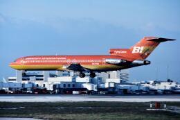 パール大山さんが、マイアミ国際空港で撮影したブラニフ航空 727-227/Advの航空フォト(飛行機 写真・画像)