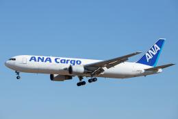 航空フォト:JA8358 全日空 767-300