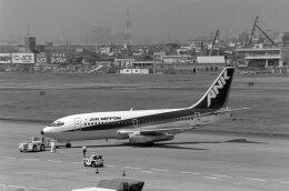 kotaちゃんさんが、羽田空港で撮影したエアーニッポン 737-281/Advの航空フォト(飛行機 写真・画像)