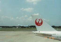 Smyth Newmanさんが、成田国際空港で撮影した日本航空 747-446の航空フォト(飛行機 写真・画像)