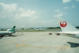 Smyth Newmanさんが、成田国際空港で撮影した大韓航空 747-3B5の航空フォト(飛行機 写真・画像)
