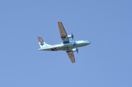 tamtam3839さんが、天草飛行場で撮影した天草エアライン ATR-42-600の航空フォト(飛行機 写真・画像)