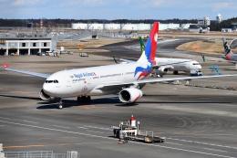 sonnyさんが、成田国際空港で撮影したネパール航空 A330-243の航空フォト(飛行機 写真・画像)