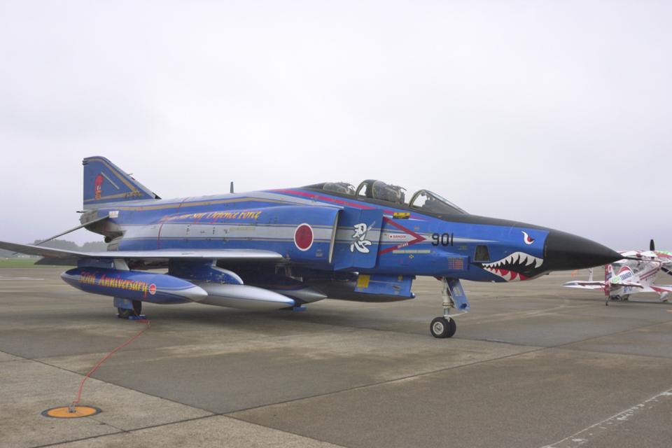 senyoさんの航空自衛隊 McDonnell Douglas RF-4E Phantom II (47-6901) 航空フォト