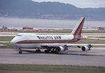 関西国際空港 - Kansai International Airport [KIX/RJBB]で撮影されたカリッタ エア - Kalitta Air [CKS]の航空機写真