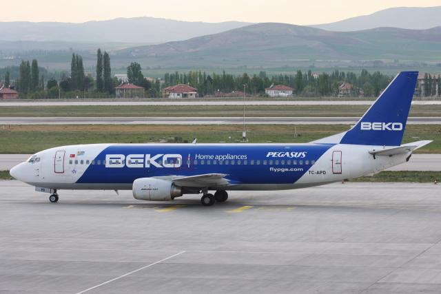 エセンボーア国際空港 - Esenboga International Airport [ESB/LTAC]で撮影されたエセンボーア国際空港 - Esenboga International Airport [ESB/LTAC]の航空機写真(フォト・画像)