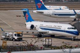 让开我先飞さんが、広州白雲国際空港で撮影した中国南方航空 ARJ21-700の航空フォト(飛行機 写真・画像)